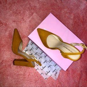 Lulus - Pointed Toe Heel